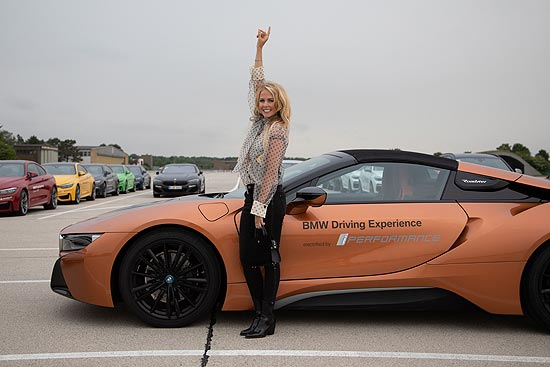 4. BMW Ladies Day 2019: Carolin Henseler (©Foto: BMW)